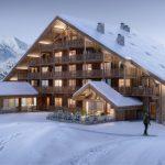 Les maisons de luxe dans les Alpes françaises sont une bonne affaire. Il y a une raison à cela.