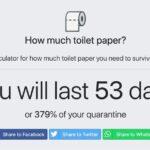 Ce calculateur de papier toilette en ligne vous indiquera la durée de votre approvisionnement