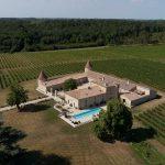 Château de luxe de Bordeaux à vendre dans l'Entre Deux Mers
