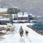 James R. Bakker publie les résultats de la vente aux enchères d'art en ligne de l'hiver