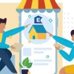 Les achats en ligne de biens immobiliers gagnent en popularité