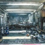 L'incendie d'Azzano : l'autocombustion Première estimation des dégâts : 1-1,5 million