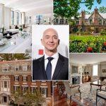 Le portefeuille immobilier de Jeff Bezos, 500 millions de dollars : voyez toutes ses maisons