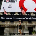 Les difficultés des vendeurs de prêts hypothécaires lors de leur introduction en bourse reflètent le pic du marché immobilier américain