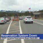 Des difficultés techniques poussent les réservations de camping en ligne du parc national des Rocheuses à la semaine prochaine