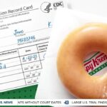 Krispy Kreme offre un beignet gratuit aux clients munis de leur carte de vaccination COVID-19