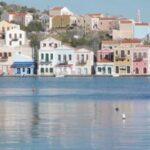 La petite île grecque entièrement vaccinée et exempte de COVID