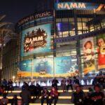 Le NAMM annule le salon 2021 en personne et le met en ligne.