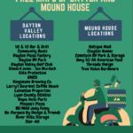Venez chercher vos cartes gratuites de Dayton et de Mound House à ces endroits | Carson City Nevada News