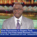 9 entreprises de Rogers Park distribuent gratuitement des sachets de graines pour la Journée de la Terre
