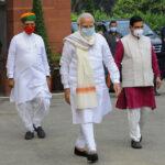 Fureur après la démission d'un critique de Modi d'une grande université indienne