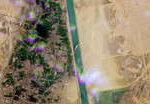 Il Canale di Suez resta bloccato, si stima una perdita di 9,6 miliardi al giorno