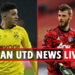 Jadon Sancho est disponible - Dortmund admet que Solskjaer a essayé de faire tomber De Gea en novembre