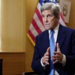 John Kerry déclare que le climat est une question indépendante, avant son voyage en Chine.