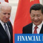 """L'Occident ne doit pas faire de cadeau à la Chine en matière de """"net zéro""""."""