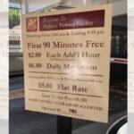 Les habitants s'opposent fermement à la fin des 90 minutes de stationnement gratuit dans les garages et aux autres changements apportés aux politiques de stationnement de la ville - Pasadena Now