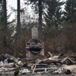 Pamplin Media Group - L'État et la FEMA proposent des services gratuits de nettoyage de propriétés à la suite des incendies de forêt