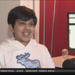 Un enfant prodige de 11 ans de Jersey City offre des conseils financiers gratuits à des milliers de personnes en ligne.