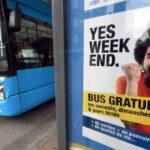 Comment la France teste la gratuité des transports publics