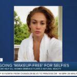 Des célébrités qui ne se maquillent plus pour prendre des selfies