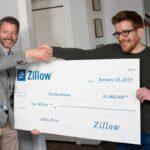 La société immobilière en ligne Zillow verse 1 million de dollars à trois personnes, dont une de Toronto, pour améliorer l'estimation de la valeur des maisons.
