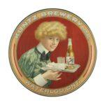 La vente aux enchères en ligne Advertising & Breweriana de Miller & Miller, forte de 650 lots, se tiendra...
